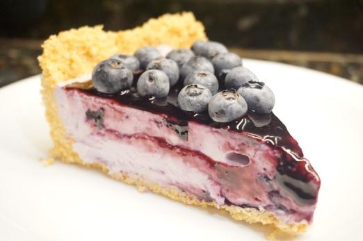 Resultado de imagen para cheesecake arandano