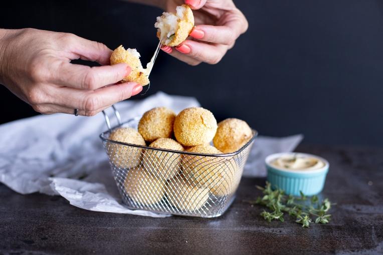 Croquetitas Arroz y queso_21