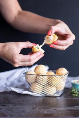 Croquetitas Arroz y queso_26