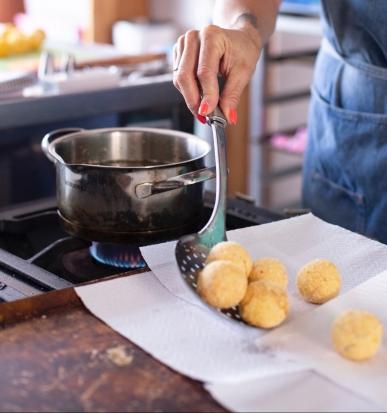 Croquetitas Arroz y queso_4