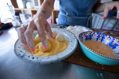 Croquetitas de Arroz y queso_34